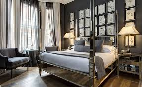 London Bedroom Wallpaper Luxury And Boutique London Hotels Travel Directory Wallpaper