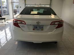 Used 2014 Toyota Camry 4 Door Car in GrandFalls Windsor, NL 9878B