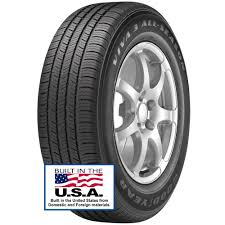 Goodyear Wrangler Tire Pressure Chart Goodyear Viva 3 All Season Tire 215 60r16 95t Sl Passenger Car Tire Walmart Com