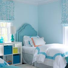 Great ... Zebra Print Hearts Wallpaper Border Wall Decals. Blue Girls Bedroom  With Turquoise Nailhead Headboards And
