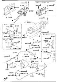 mazda bongo v6 engine diagram mazda wiring diagrams online