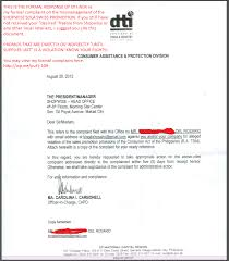 formal dti consumer protection complaint versus shopwise rustans  updated