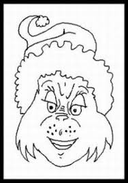 Small Picture Fun Coloring Pages The Grinch who stole christmas coloring pages