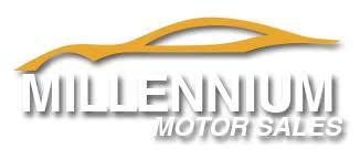 millennium motor s logo