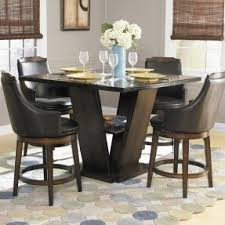 height of dining room table. edward 5 piece counter height dining set of room table