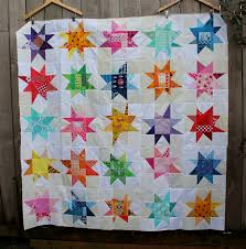 wonky star quilt | WOMBAT QUILTS & wonky stars quilt top Adamdwight.com