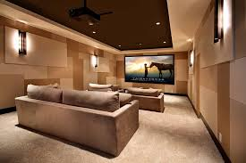 home theater step lighting. movie theater carpet home contemporary with tiered seating screening room step lighting