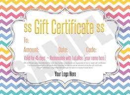 Make Your Own Gift Certificates Free Make Your Own Gift Certificates Free Fiveoutsiders 14