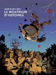 LE MONTREUR D'HISTOIRES (couverture)
