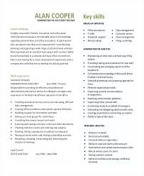 Example Of Executive Assistant Resumes Executive Assistant Resume Template