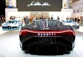 The new la voiture noire which simply means the black car in english is a modern recreation of. Bugatti S La Voiture Noire Sells For 19 Million In World Record Daily Sabah