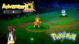 Adventure Journey (English) - Pokémon MMORPG Gameplay (Android/IOS) -  YouTube
