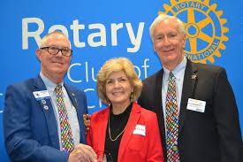 Congratulations to Art & Carol Zeitler... - Rotary Club of Corpus ...
