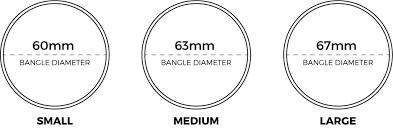 Bracelet Size Chart Mm Sassy Bangles Sizing Chart Sassy Bangles