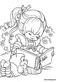 Small Picture Rainbow Brite Printable Coloring Pages Nola My Love