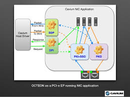 pci e endpoint mode of operation in opendataplane odp bud17 107 octeon as a pci e ep running nic application