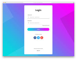 28 Best Free Bootstrap Login Forms For Membership Sites 2019 Uicookies