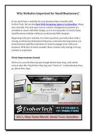 Web Designing In Jalandhar Best Web Designing Agency In Jalandhar By Evolvertech Issuu