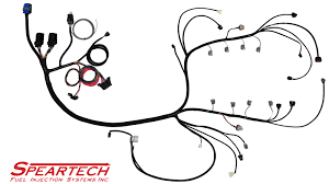 ls 58x standalone harness 4l60e 4l70e 4l80e