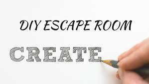 diy escape room