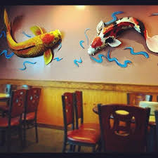 koi fish on the wall interesting photograph by manan shah 612x612 abysmal art