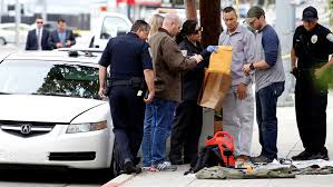 Guns With Before Man Hollywood Pride Arrested Explosives Gay West Spw1xqTB