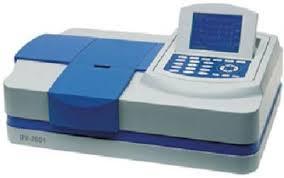 Uv 2601 Uv Vis Spectrophotometer Qualitest