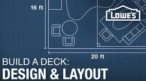 Deck Design Plans Software How To Build A Deck Design Layout 1 Of 5