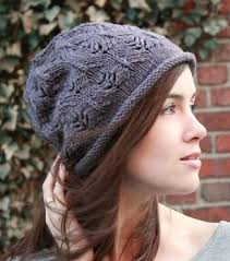 Free Slouch Hat Knitting Patterns Amazing Slouchy Beanie Knitting Patterns In The Loop Knitting