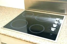 samsung glass top stove replacement electric flat top stove without replacing there may be ways to
