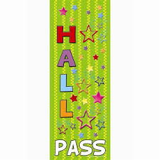 Hall Passes For School Passes Hall Pass Top5325 Top Notch Teacher Products Hall Passes