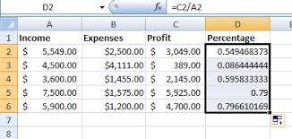 Profit Loss Formula How To Calculate Profit In Excel And Track Your Expenses
