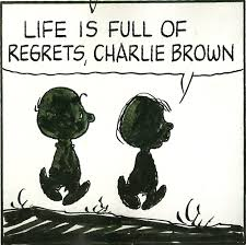 Charlie Brown Quotes 83 Amazing Charlie Brown And Linus Life Is Full Of Regrets Charlie Brown