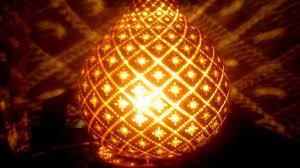 handmade lighting design. 2016 The Rhombus Handmade Gourd Lamp Home Trends 2018 Lighting Design