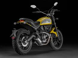 ducati scrambler ready for anything motorcycledaily com