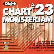 Dmc Chart Various Dmc Chart Monsterjam 23 Strictly Dj Only Vinyl At Juno Records