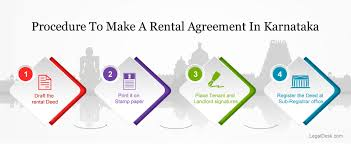 How To Make Your Rental Agreement In Bangalore & Karnataka