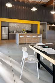 contemporary kitchen office nyc. Modern Workplace Space In California Architecture Contemporary Kitchen Office Nyc