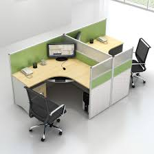 cubicles for office. Hot Sales Cheap Green Color Workstation Cubicles For 2 Persons Office