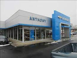 Anthony Chevrolet In Fairmont Wv 26554 Auto Body Shops Carwise Com