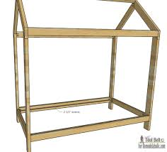 Bed Frames Make Your Own Twin Frame Mariealicata