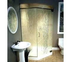showers small corner shower stall bathroom stalls pan with regard to for bathrooms showers only