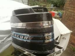 mercury hp thunderbolt ignition kiekhaefer blue page  mercury 500 50 hp thunderbolt ignition kiekhaefer blue