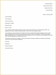 Cover Letters Examples And Tips