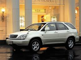 1997 Toyota Harrier – pictures, information and specs - Auto ...