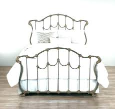 old iron beds. Simple Iron Old Metal Bed Frame Vintage Iron    In Old Iron Beds R