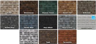 owens corning architectural shingles colors. Owens Corning. Oakridge Colors Availability Corning Architectural Shingles W