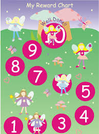 Mickey Mouse Toilet Seat Magnetic Fairy Reward Chart P