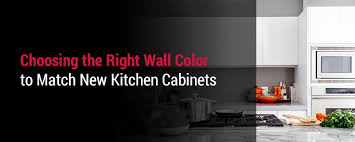 wall color to match kitchen cabinets