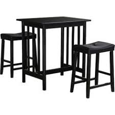 homelegance scottsdale counter table and stools cherry kitchen